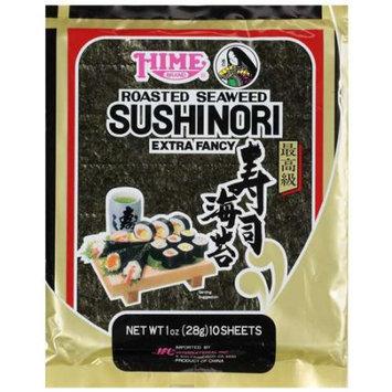 Hime BCA23138 Seaweed Sushi Nori 48 x 10 Ct