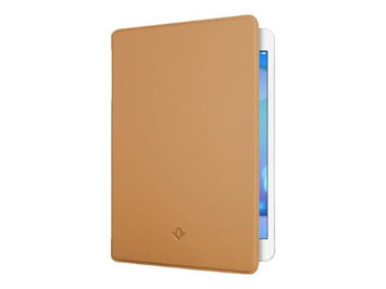 Twelve South SurfacePad Carrying Case (Flip) for iPad mini - Camel - Napa Leather