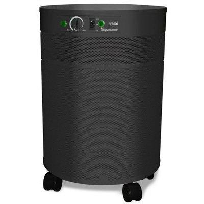 Airpura Industries Airpura C600 Air Purifier - HEPA - 2000 Sq. ft. - 4189.1 gal/min - Black