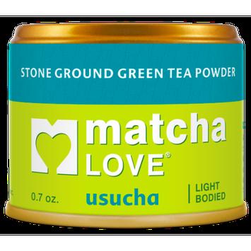 Ito En Teas Stone Ground Green Tea Powder Matcha Love Usucha 0.7 oz