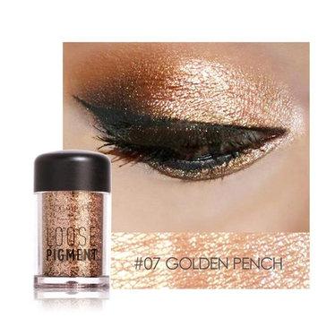 Wqueen 18 Colors Pearl Eye Shadow Powder Eye Shadow Makeup Metallic Eyeshadow Palette