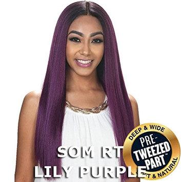 Sis Royal Pre-Tweezed Part Swiss Lace Front Wig - WEN