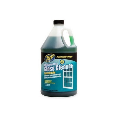 ZEP Cleaning Products 128 oz. Ammonia-Free Concentrate Glass Cleaner (4-Case) ZU1052128