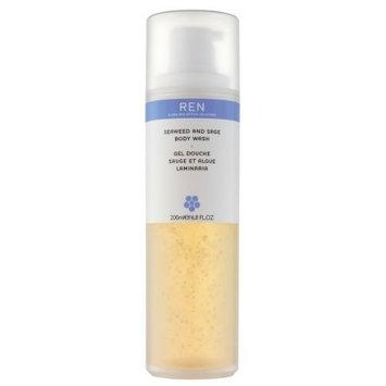 Ren Seaweed and Sage Body Wash 200ml by REN