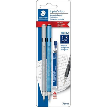 Staedtler Mars Staedtler-Mars 77413SBKA6 Triplus Mechanical Pencil