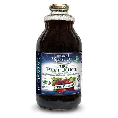 Lakewood Organic Biodynamic Beet, 32 Ounce (Pack of 6)