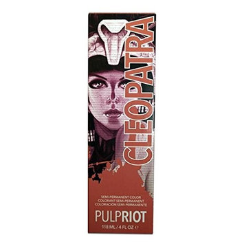 PULP RIOT SEMI PERMANENT HAIR COLOR CLEOPATRA - 4oz (Raven Collection)