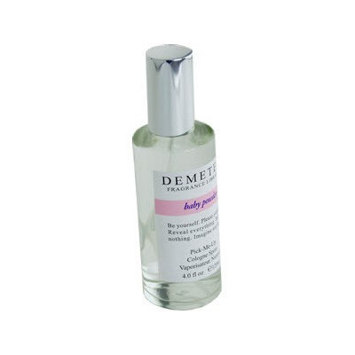 Demeter Baby Powder 4 oz Cologne Spray