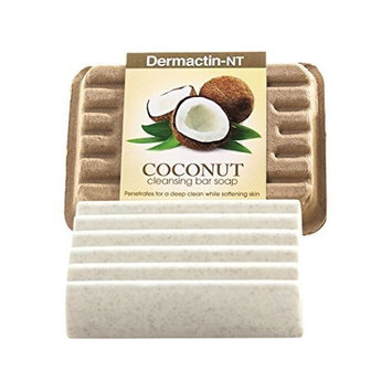 Dermactin-TS Coconut Cleansing Bar Soap