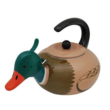 Supreme Housewares Mallard Duck Whistling Kettle