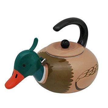 Supreme Housewares Mallard Duck Whistling Kettle