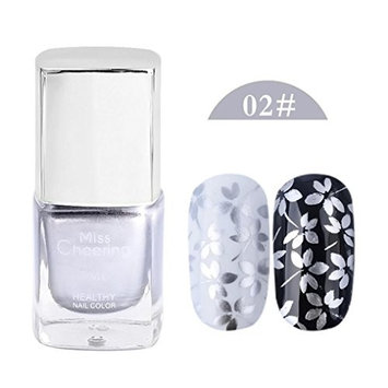 DZT1968 7ML Nail Polish Stamp Polish Specialize Nail Art 18 Attractive Color Stamping Lacquer Varnish Spray