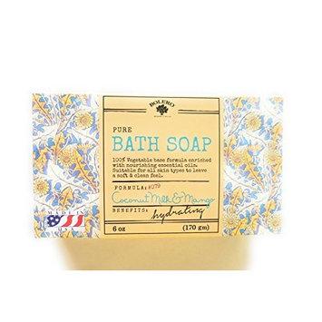 Bolero Cruelty Free Vegetable Soap - Made in America - Coconut Milk & Mango