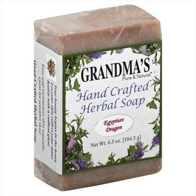 GRANDMAS PURE & NTL SOAP HRBL EGYPTN DRAGON-6 OZ -Pack of 1