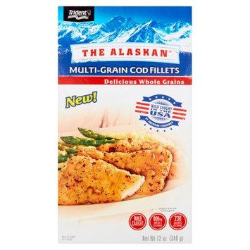 Trident Seafoods Corporation Trident Seafoods The Alaskan Multi-Grain Cod Fillets, 12 oz