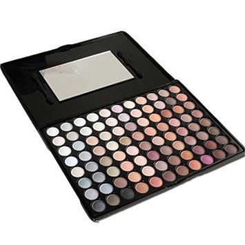 PhantomSky 88 Color Eyeshadow Makeup Palette Cosmetic Contouring Kit #1 - Perfect for Professional and Daily Use