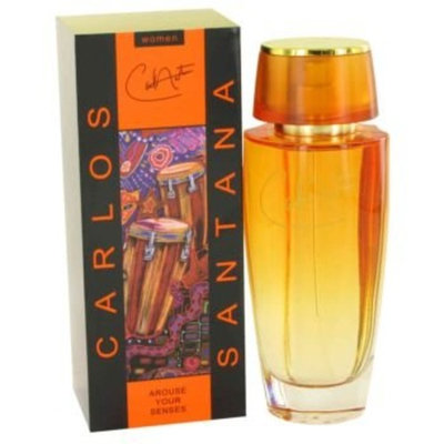 Carlos Santana By Carlos Santana For Women, Eau De Parfum Spray, 3.4-Ounce Bottle