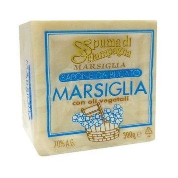 Spuma di Sciampagna Marsiglia Laundry Soap Cube, 300g