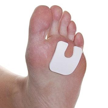 Dr. Jills Wide Felt 1/4 Thickness U-shaped Callus Pads