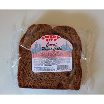 Sweet City Carrot Pound Cake