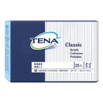 Tena Serenity Classic Briefs Medium White
