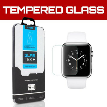 SOJITEK Apple Watch (42mm) - Clear Tempered Glass Protector
