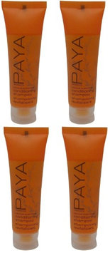 PAYA Organics Luscious Quenching Shampoo lot of 4 bottlesoz (Pack of 4)
