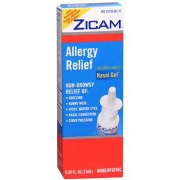 Zicam Allergy Relief Nasal Gel (6 Pack)