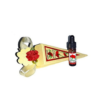 Carnation Absolute Essential Oil - 100% Pure Dianthus caryophyllus - DRAM (3.7 ml, 1/8 oz) - GIFT PACKAGING!