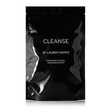 Lauren Napier - Natural CLEANSE Wipes (The Hightail, 15 Individually Packaged Wipes)
