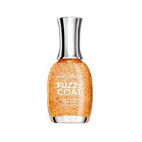 (3 Pack) SALLY HANSEN Fuzzy Coat Special Effect Textured Nail Color - Peach Fuzz