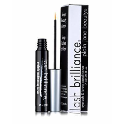 Plain Jane Beauty, Lash Brilliance, eyelash conditioning serum, lash enhancer, paraben-free, with Myristoyl Pentapeptide-17 and apple stem cell