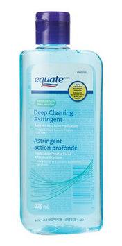 Equate Sensitive Skin Deep Cleaning Astringent