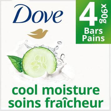 Dove Go Fresh Cool Moisture Cucumber And Green Tea Scent Beauty Bar