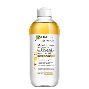 Garnier Micellar WaterWith Argan Oil