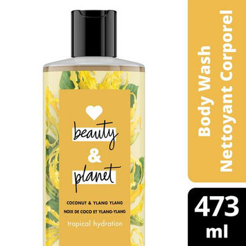 Love Beauty And Planet Coconut & Ylang Ylang Tropical Hydration Body Wash 473 Ml