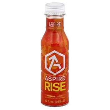 Aspire Rise Orange Citrus Energy Drink - 12 fl oz Bottle