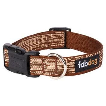 Fab Dog Faux Bois Collar