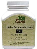 Wu Zhu Yu Tang 100 vcaps by TCMzone