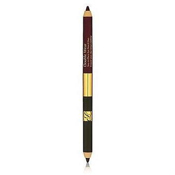 Double Wear Eye Pencil Duo - Onyx/Coffee