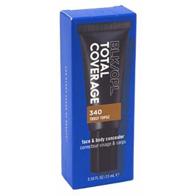 Black Opal Total Coverage Spot & Scar Concealer 0.5 Ounce Topaz (14ml) (2 Pack)
