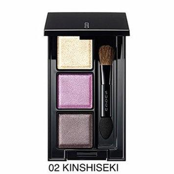 Suqqu Eye Color Palette No. 02 Kinshiseiki Autumn / Winter 2014 Collection Japan