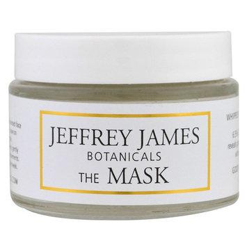 Jeffrey James Botanicals, The Mask, Whipped Raspberry Mud Mask, 2.0 oz (59 ml)