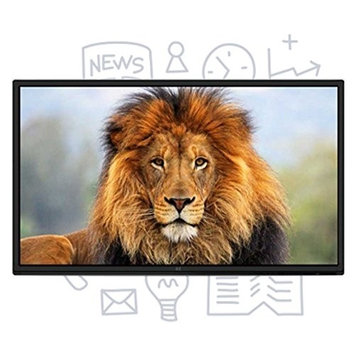 Iboardtouch I43V+ 32 POINT LED MULTITOUCH 43IN ANTIGLARE FHD 1080P BUNDLE