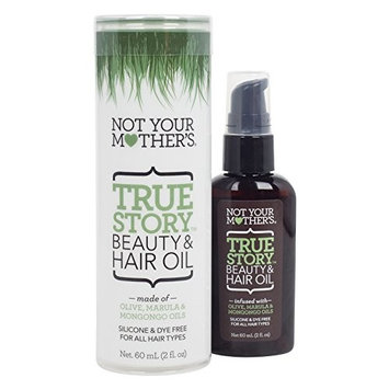 Not Your Mother's True Story Beauty & Hair Oil, 2 Ounce