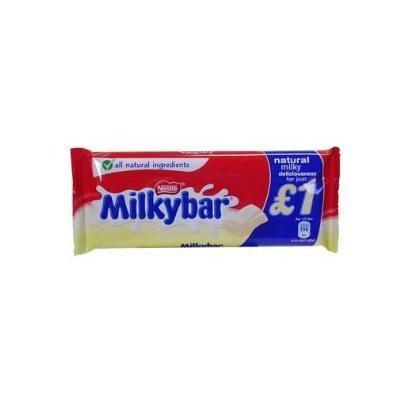Nestle Milky Bar - Case of 12