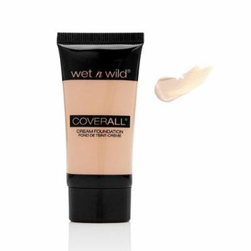 (3 Pack) WET N WILD Coverall Cream Foundation - Light/Medium