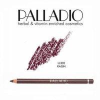 3 Pack Palladio Lip Liner Pencil 302 Raisin