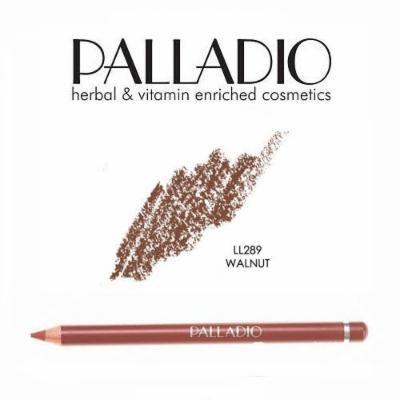 3 Pack Palladio Lip Liner Pencil 289 Walnut