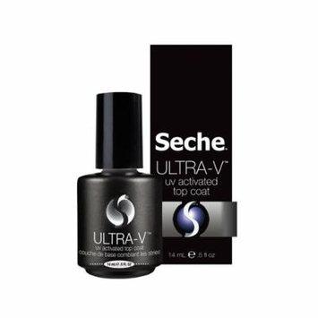 (6 Pack) SECHE ULTRA-V UV Activated Top Coat - SC83142